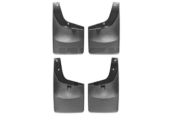 WeatherTech 110031-120031 MudFlaps Set for 2011-2016 Ford 6.7L Powerstroke