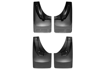 WeatherTech 110045-120024 MudFlaps Set for 2014-2017 Dodge 6.7L Cummins