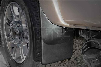 WeatherTech 120031 Rear MudFlaps for 2011-2016 Ford 6.7L Powerstroke