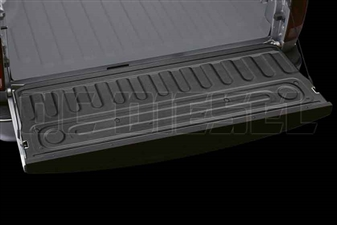WeatherTech 3TG04 Black TechLiner Tailgate for 2010-2017 Dodge 6.7L Cummins