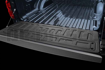 WeatherTech 3TG07 Black TechLiner Tailgate for 2014-2017 GM 6.6L Duramax LML, LP5