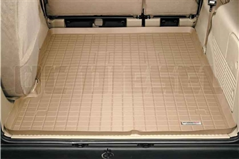 WeatherTech 41154 Tan Cargo Liners for 2000-2005 Ford 7.3L, 6.0L Powerstroke