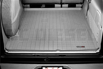 WeatherTech 42154 Grey Cargo Liners for 2000-2005 Ford 7.3L, 6.0L Powerstroke