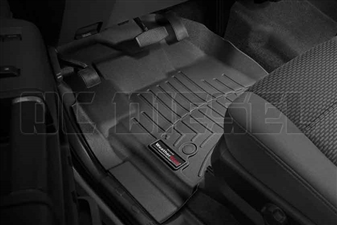 WeatherTech 445831 Black Front FloorLiner for 2012-2016 Ford 6.7L Powerstroke