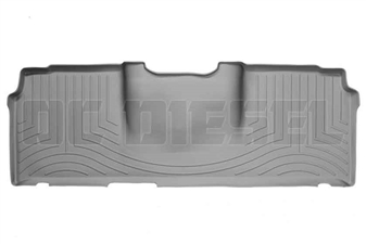 WeatherTech 460123 Grey Rear FloorLiner for 2006-2017 Dodge 5.9L, 6.7L Cummins