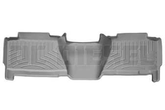 WeatherTech 460625 Grey Rear FloorLiner for 2004-2007 GM 6.6L Duramax LLY