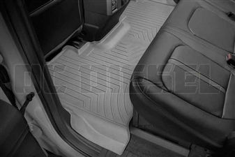 WeatherTech 4610122 Grey Rear FloorLiner for 2017 Ford 6.7L Powerstroke
