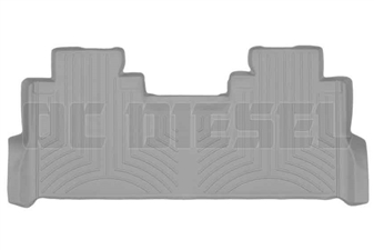 WeatherTech 4610123 Grey Rear FloorLiner for 2017 Ford 6.7L Powerstroke