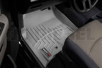 WeatherTech 462161 Grey Front FloorLiner for 2010-2012 Dodge 6.7LCummins