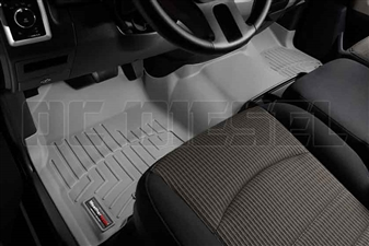 WeatherTech 463281 Grey Front FloorLiner for 2010-2012 Dodge 6.7LCummins