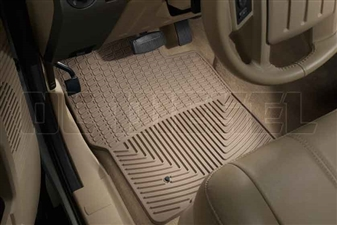 WeatherTech W19TN Front All-Weather Floor Mats for 1999-2010 Ford 7.3L, 6.0L, 6.4L Powerstroke