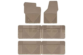 WeatherTech W19TN-W25TN-W25TN All-Weather Floor Mat Set for 2000-2005 Ford 7.3L, 6.0L Powerstroke