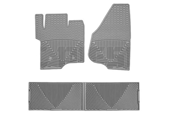 WeatherTech W203GR-W207GR All-Weather Floor Mat Set for 2011-2016 Ford 6.7L Powerstroke