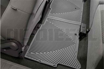 WeatherTech W206GR Rear All-Weather Floor Mats for 2008-2015 Ford 6.4L, 6.7L Powerstroke