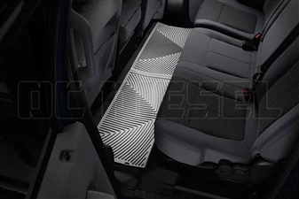WeatherTech W207GR Rear All-Weather Floor Mats for 2008-2016 Ford 6.4L, 6.7L Powerstroke