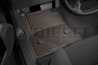 WeatherTech W308CO Front All-Weather Floor Mats for 2014-2017 GM 6.6L Duramax LML, LP5