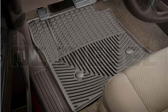 WeatherTech W309CO Front All-Weather Floor Mats for 2014-2017 GM 6.6L Duramax LML, LP5