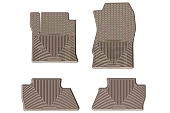 WeatherTech W309TN-W311TN All-Weather Floor Mat Set for 2014-2017 GM 6.6L Duramax LML, LP5