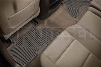 WeatherTech W311CO Rear All-Weather Floor Mats for 2014-2017 GM 6.6L Duramax LML, LP5