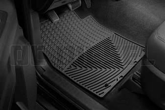 WeatherTech W337 Front All-Weather Floor Mats for 2012-2017 Dodge 6.7L Cummins