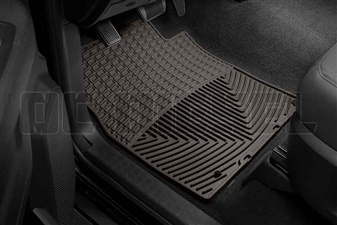 WeatherTech W337CO Front All-Weather Floor Mats for 2012-2017 Dodge 6.7L Cummins