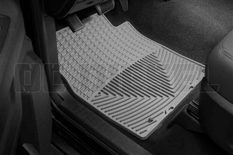 WeatherTech W337GR Front All-Weather Floor Mats for 2012-2017 Dodge 6.7L Cummins