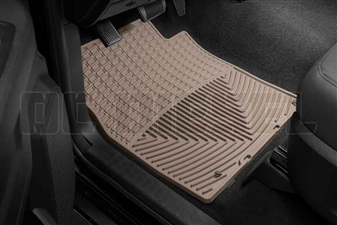 WeatherTech W337TN Front All-Weather Floor Mats for 2012-2017 Dodge 6.7L Cummins
