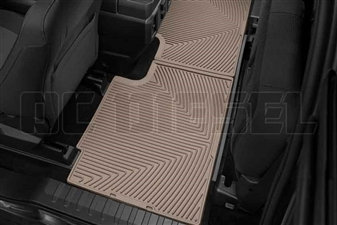 WeatherTech W358TN Rear All-Weather Floor Mats for 2017 Ford 6.7L Powerstroke