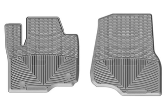 WeatherTech W408GR Front All-Weather Floor Mats for 2017 Ford 6.7L Powerstroke