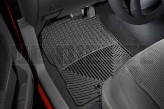 WeatherTech W54 Front All-Weather Floor Mats for 1994-2012 Dodge 5.9L, 6.7L Cummins
