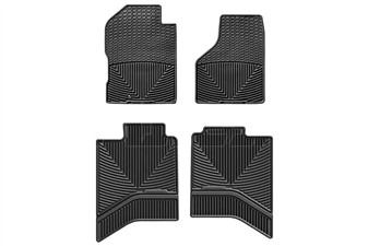 WeatherTech W54-W336 All-Weather Floor Mat Set for 2003-2012 Dodge 5.9L, 6.7L Cummins