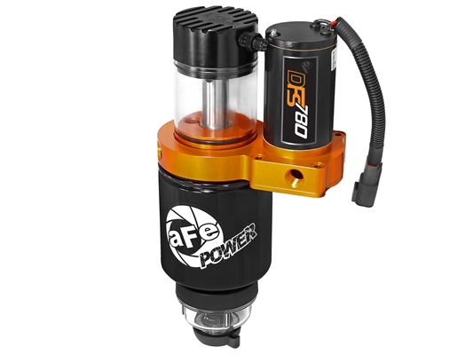 aFe Power 42-14012 DFS780 Fuel Pump Boost Activated for 2001-2010 GM 6.6L Duramax LB7, LLY, LBZ, LMM