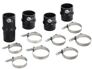 aFe Power 46-20010 BladeRunner Intercooler Couplings & Clamps Kit for 2003-2007 Dodge 5.9L Cummins