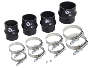 aFe Power 46-20030A BladeRunner Intercooler Couplings & Clamps Kit for 2007.5-2009 Dodge 6.7L Cummins