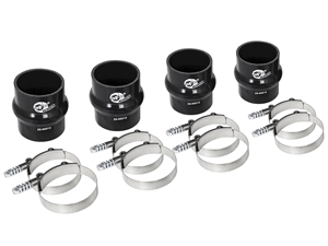 aFe Power 46-20060AA BladeRunner Intercooler Couplings & Clamps Kit for 1994-2002 Dodge 5.9L Cummins