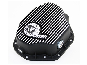 aFe Power 46-70032 Pro Series Front Differential Cover Machined Fins for 1994-2002 Dodge 5.9L Cummins