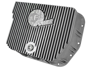 aFe Power 46-70050 Transmission Pan Machined Fins for 1994-2007 Dodge 5.9L Cummins