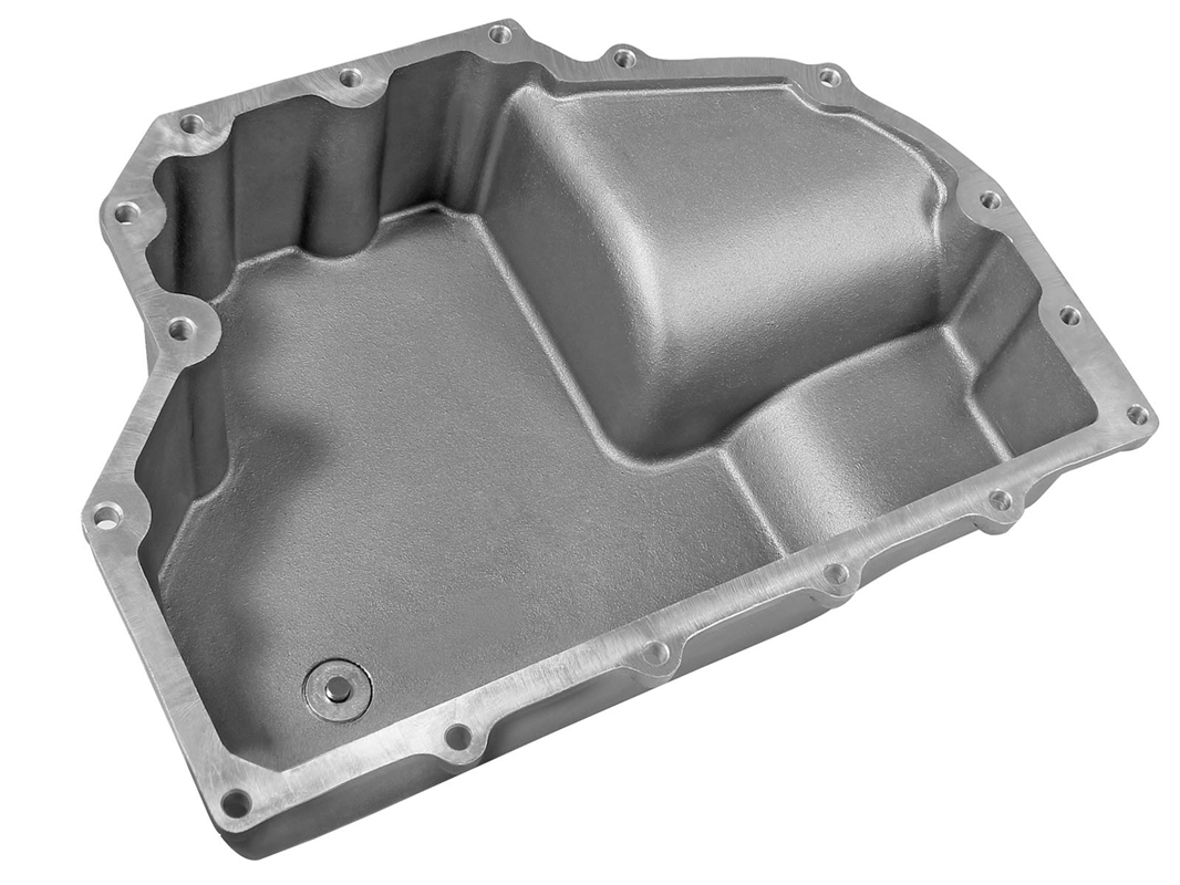 aFe Power 46-70280 Engine Oil Pan Machined Fins for 2014-2015 RAM 3 0L  EcoDiesel