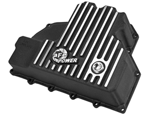 aFe Power 46-70282 Engine Oil Pan Machined Fins for 2014-2015 RAM 3.0L EcoDiesel
