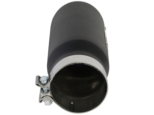 "aFe Power 49T40501-B12 MACH Force-Xp 5"" Exhaust Tip 304 Stainless Steel for 4"" Exhaust Systems"