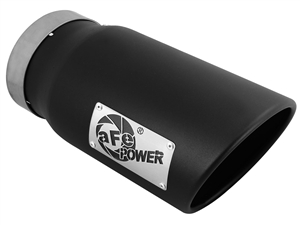 "aFe Power 49T50601-B12 MACH Force-Xp 6"" Exhaust Tip 304 Stainless Steel for 5"" Exhaust Systems"