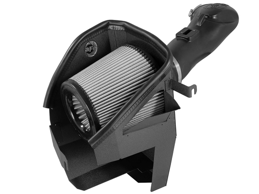 aFe Power 51-11872-1 Pro-Dry S Magnum FORCE Intake System for 2011-2016 Ford 6.7L Powerstroke