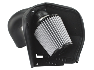 aFe Power 51-31342-1 Pro-Dry S Magnum FORCE Intake System for 2007.5-2012 Dodge 6.7L Cummins