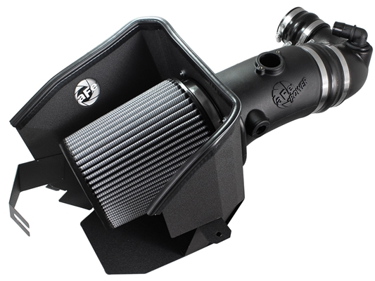 aFe Power 51-41262 Pro-Dry S Magnum FORCE Intake System for 2008-2010 Ford 6.4L Powerstroke