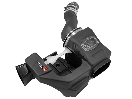 aFe Power 51-73002 Pro-Dry S Momentum HD Intake System for 1999.5-2003 Ford 7.3L Powerstroke