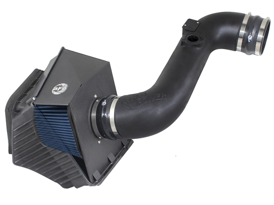 aFe Power 54-32322 Pro-5R Magnum FORCE Intake System for 2011-2016 GM 6.6L Duramax LML