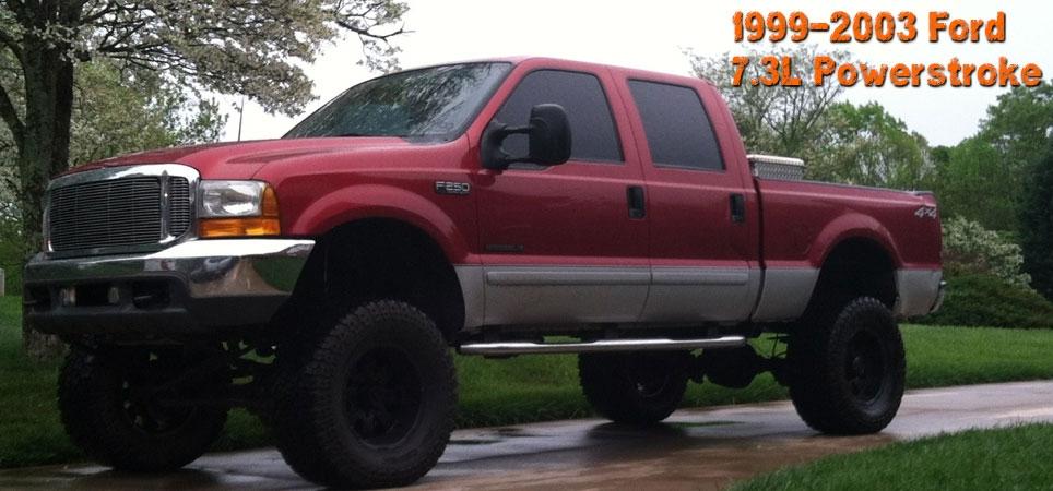 Ford 7.3 Diesel >> 1999 2003 Ford 7 3l Powerstroke Diesel Performance Parts