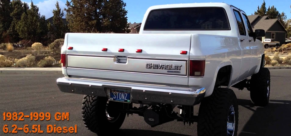 Chevy 6.2 Diesel Truck For Sale >> Gm Trucks 6 2l 6 5l 82 99 Diesel Performance Parts Oc Diesel