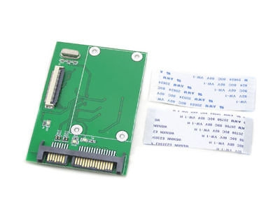 ZIF Adapter to SATA Adapter with a Flex Cable