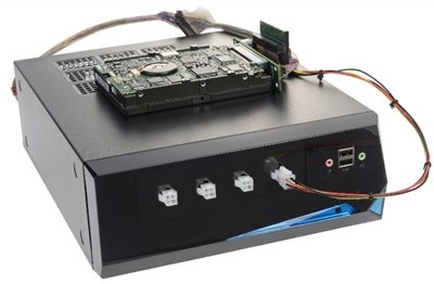 SuperCopier SCSI drive copier unit with USB3.0 ports